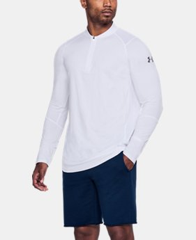Men's UA MK-1 ¼ Zip  6 Colors $45