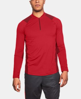 Men's UA MK-1 ¼ Zip  2 Colors $45