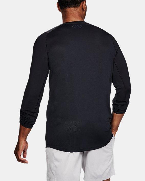Men's UA MK-1 Long Sleeve, Black, pdpMainDesktop image number 2