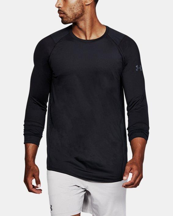 Men's UA MK-1 Long Sleeve, Black, pdpMainDesktop image number 0