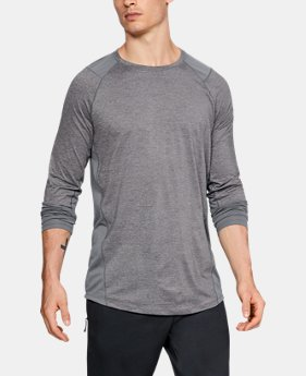 New to Outlet Men's UA MK-1 Long Sleeve  1  Color Available $26.25