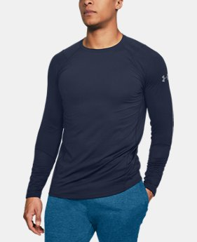 Men's UA MK-1 Long Sleeve  1 Color $35