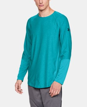 Men's UA MK-1 Long Sleeve  1  Color Available $35