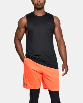 Men's UA MK-1 Sleeveless  5  Colors Available $30