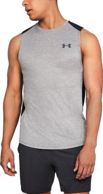 men s sleeveless shirts tank tops under armour us rh underarmour com mens tank tops canada mens tank tops uk