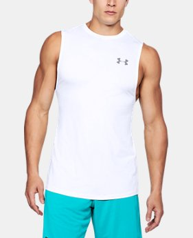 Men's UA MK-1 Sleeveless  3  Colors Available $30