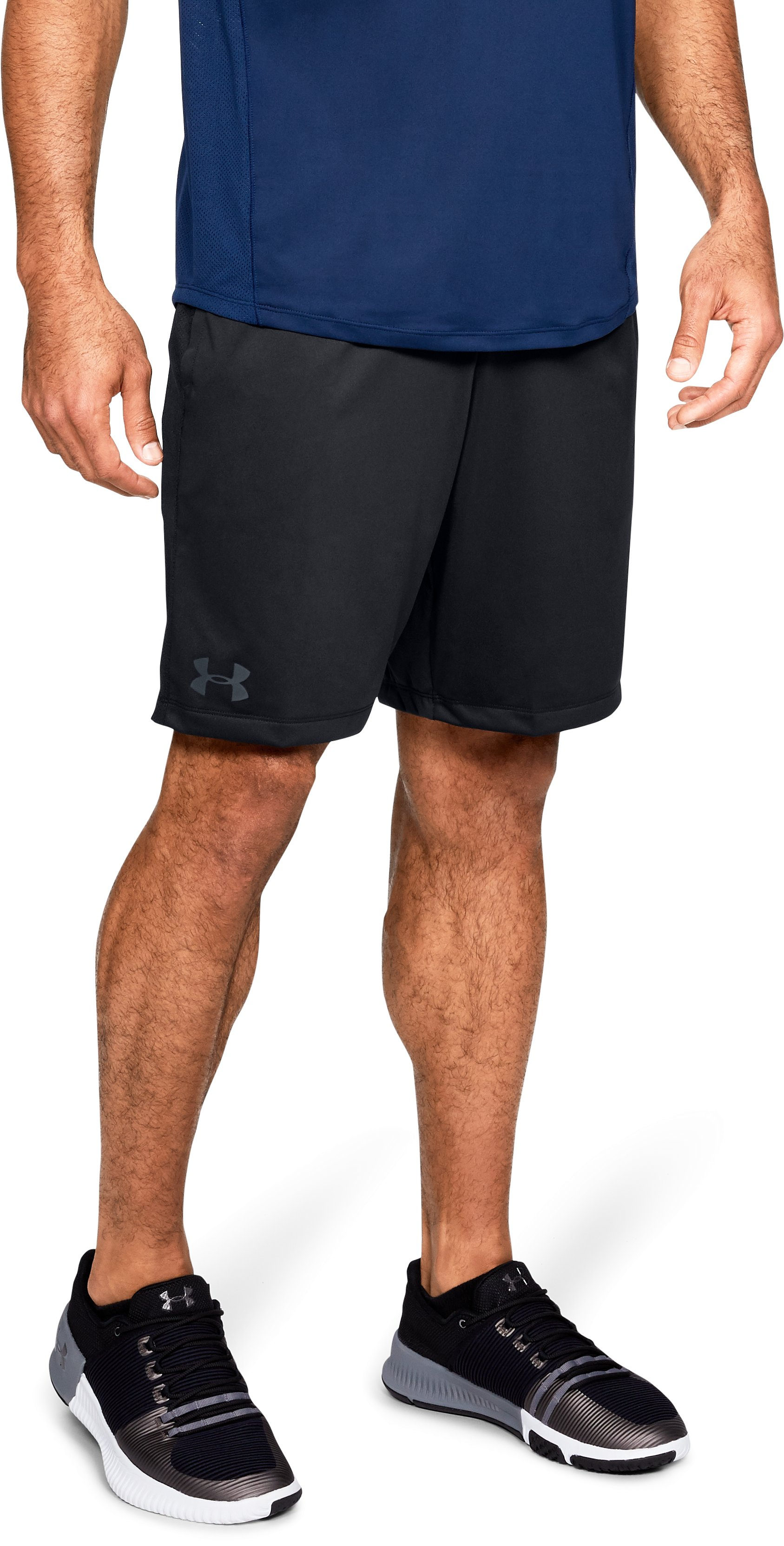 Men's UA MK-1 Shorts, Black
