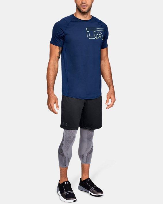 Men's UA MK-1 Shorts, Black, pdpMainDesktop image number 1