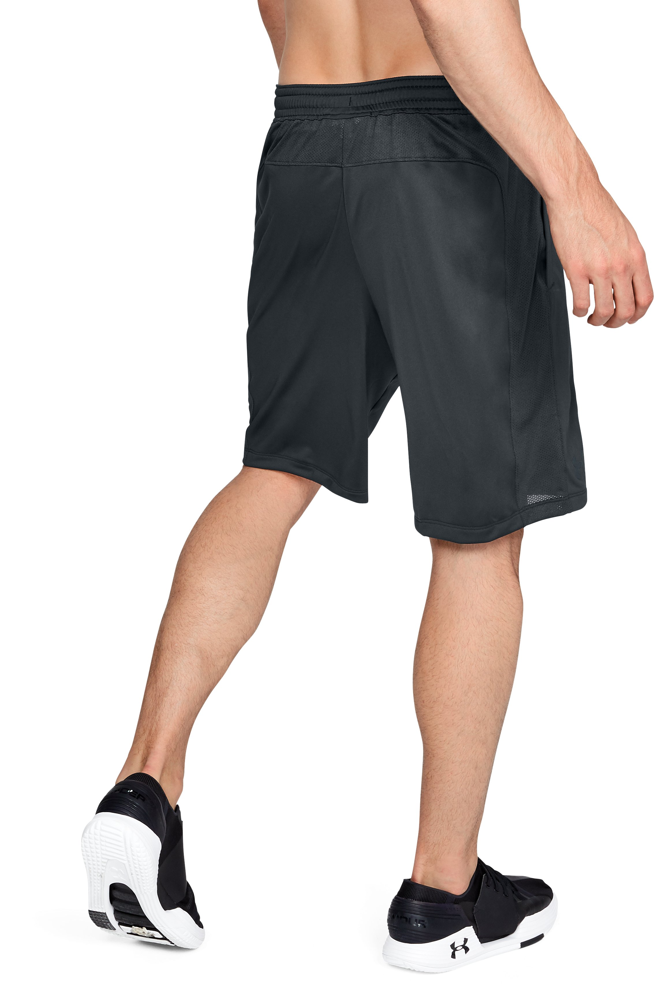 Men's UA MK-1 Shorts, ANTHRACITE,