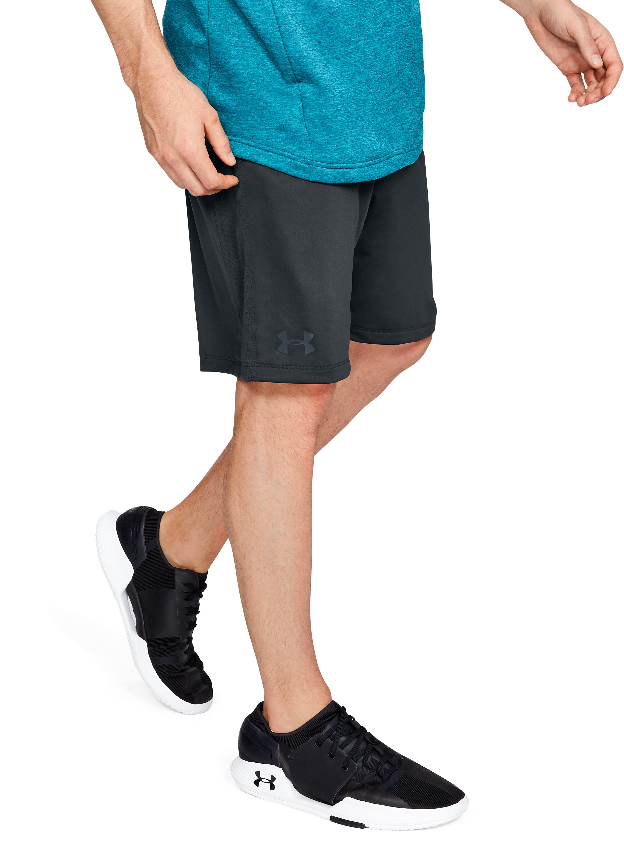 Men's UA MK-1 Shorts, ANTHRACITE