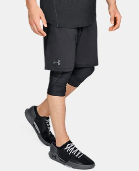 Men's UA MK-1 Patterned Shorts  1 Color $35