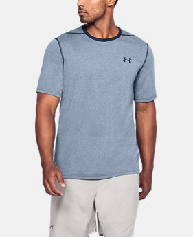 New Arrival  Men's UA Threadborne Siro Striped T-Shirt  1 Color $35