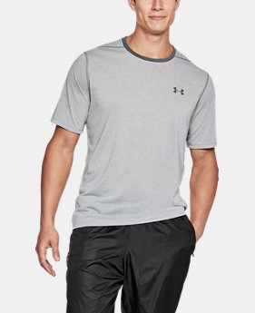 Men's UA Siro Striped T-Shirt  1  Color Available $29.99