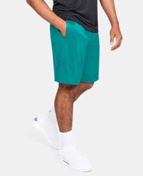 Men's UA Tech™ Graphic Shorts  1  Color Available $18.75