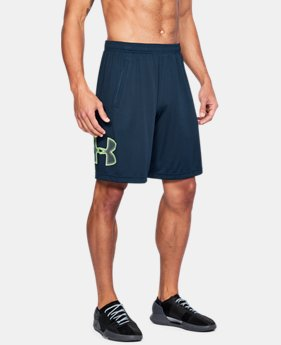 Men's UA Tech™ Graphic Shorts  3  Colors Available $18.99