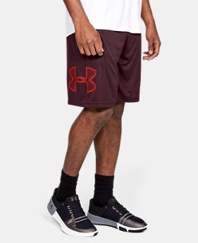 Men's UA Tech™ Graphic Shorts  1  Color Available $25