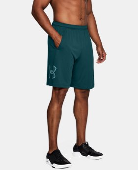 Men's UA Tech™ Graphic Shorts LIMITED TIME: FREE SHIPPING 5  Colors Available $35