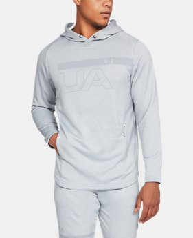 New Arrival  Men's UA MK1 Terry Graphic Hoodie  4 Colors $70