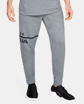 Men's UA MK-1 Terry Tapered Pants  2  Colors Available $70