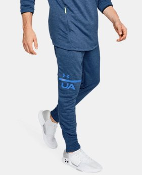 Men's UA MK-1 Terry Tapered Pants  1  Color Available $41.25 to $55