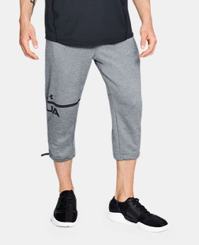 New Arrival  Men's UA MK-1 Terry ¾ Pants  1 Color $65