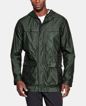 Men's UA Sportstyle Elite Parka  1  Color Available $180