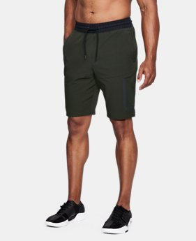 New Arrival Men's UA Sportstyle Elite Cargo Shorts  1  Color $80