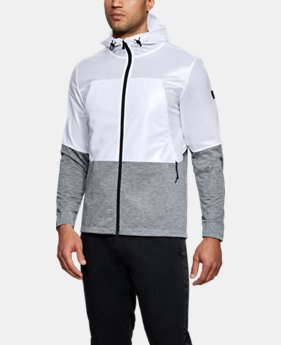 Men's UA Hybrid Windbreaker  5 Colors $140