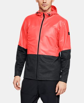 Men's UA Hybrid Windbreaker  1  Color Available $140