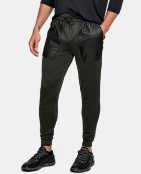 New Arrival Men's UA Utility Knit Joggers  1 Color $100