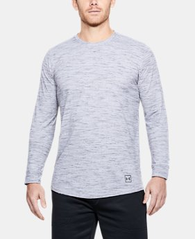 Men's UA Sportstyle Long Sleeve  1  Color $40