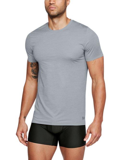 c97f0a8dc8 Men's ArmourVent® Short Sleeve Crew T-Shirt