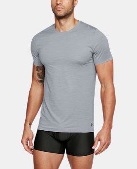 Men's ArmourVent® Short Sleeve Crew  3 Colors $40