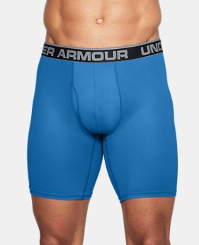 "Men's UA Tech™ Mesh 9"" Boxerjock® – 2-Pack  1  Color Available $55"