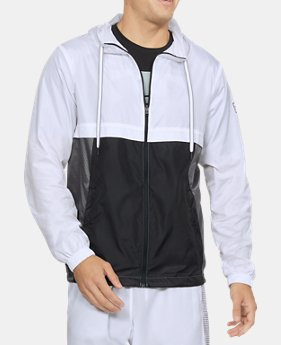 New Arrival  Men's UA Sportstyle Windbreaker Jacket  2 Colors $95