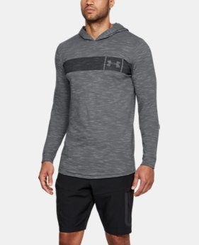 Men's UA Sportstyle Core Hoodie  1  Color Available $50