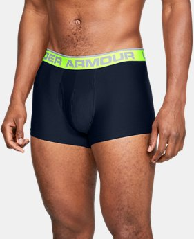 "Men's UA Original Series 3"" Boxerjock® 2-Pack  1  Color Available $40"