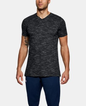 Men's UA Sportstyle Core V-Neck  1 Color $30