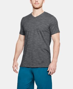 New Arrival Men's UA Sportstyle Core V-Neck  1 Color $30