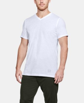 Men's UA Sportstyle Core V-Neck  6  Colors Available $35