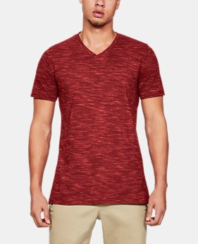 Men's UA Sportstyle Core V-Neck  1  Color Available $35