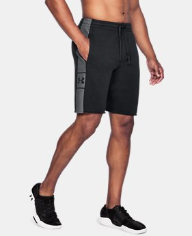 Men's UA EZ Knit Shorts  1 Color $50