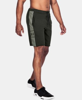 New Arrival Men's UA EZ Knit Shorts  1 Color $40