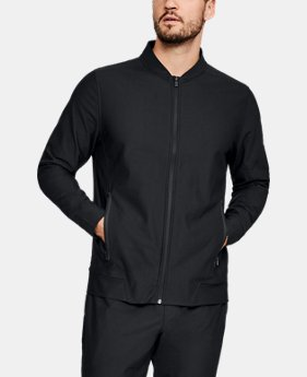 New Arrival Men's Athlete Recovery Track Jacket  1  Color Available $150