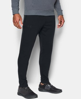 New Arrival Men's UA Threadborne™ Fleece Pants  1 Color $59.99