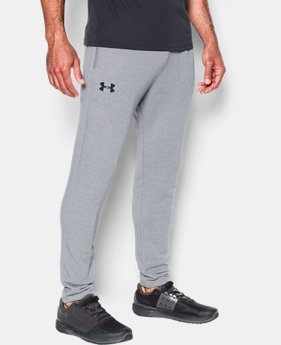 Men's UA Threadborne™ Fleece Pants LIMITED TIME OFFER 2 Colors $39.98
