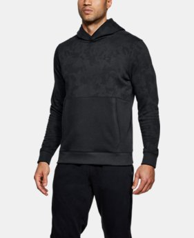 Men's UA Threadborne™ Fleece Hoodie  1 Color $59.99