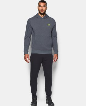 New Arrival Men's UA Threadborne™ Fleece Hoodie  1 Color $59.99