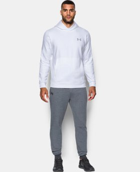 Men's UA Threadborne™ Fleece Hoodie LIMITED TIME OFFER 1 Color $41.99