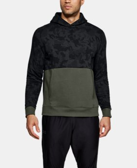 Men's UA Threadborne™ Fleece Hoodie  2  Colors Available $59.99